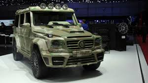 wrapped g wagon it the mansory sahara edition g wagen is awesome