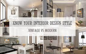 home design articles your interior design style vintage vs modern i dsense