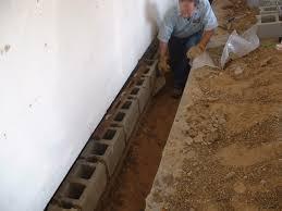 basement waterproofing and foundation repair contractors