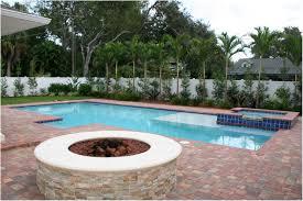 backyards mesmerizing swimming pool raised spa swim up bar slide