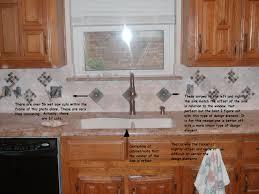 tile backsplash design element issues confessions of a tile setter