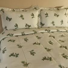 pine cone area rug luxury pine cone bedding cabin place