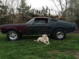 1967 ford mustang fastback project for sale 1967 ford mustang fastback project used ford mustang for sale in
