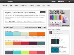 color pairing tool interior design
