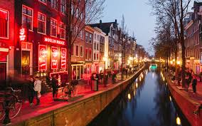 dallas red light district amsterdam s changing red light district travel leisure
