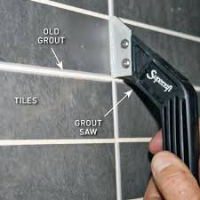 How To Regrout Bathroom Tile Regrout Tiles In 3 Easy Steps New Zealand Handyman Magazine