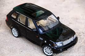 land rover minichamps range rover sport 2006 black s a i r u s c o ll e c t i o n