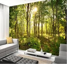 kitchen wallpapers background 38 custom natural wallpaper enchanted woodland 3d landscape wallpaper