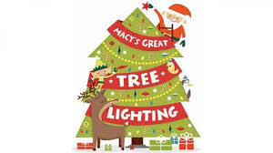 the 68th annual macy s great tree lighting at lenox square mall