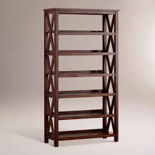verona six shelf bookcase verona six shelf bookcase world market