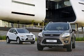 ford kuga compact suv here in march