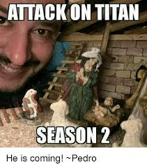 Funny Attack On Titan Memes - 25 best memes about attack on titan season 2 attack on titan
