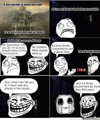 Ghost Meme - the ghost by luca772011 meme center