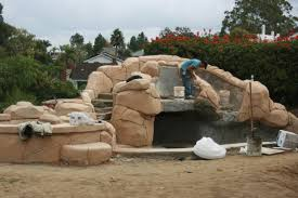 Fake Rocks For Landscaping by Pool Fake Rocks For Landscaping Special Fake Rocks For