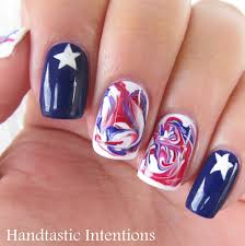 handtastic intentions nail art fourth of july designs