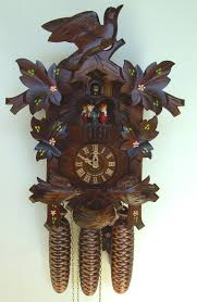 How To Wind A Cuckoo Clock Anton Schneider Musical 8 Day 1 Wind Moving Birds Dancers