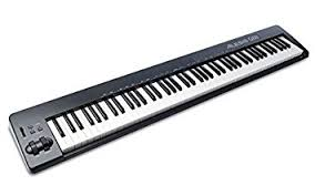 amazon keyboard black friday amazon com alesis q88 88 key usb midi keyboard controller with