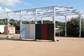 capannoni mobili usati capannone industriale in ferro zincato 1200mq europe market con