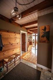 love the walls color and texture love the picture antler