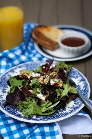 oakleaf lettuce with strawberry balsamic dressing veg bowl