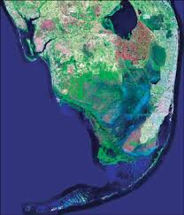 satellite map of florida usgs fact sheet 2004 3116 florida in a tank the of
