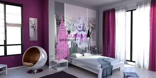 chambre marilyn créer une chambre 4murs