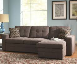 Leather Sofa Sleepers Whats Difference Small Sectional Sleeper Sofa Med Art Home