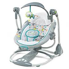 Bright Starts Comfort And Harmony Swing The Best Portable Baby Swing Of 2017 Kids Saver Network