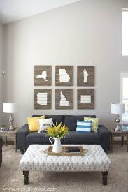 make it yourself home decor best 25 state art ideas on pinterest state crafts diy gifts