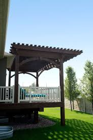 Outdoor Pergola Kits by 75 Best Attached Pergolas Images On Pinterest Attached Pergola