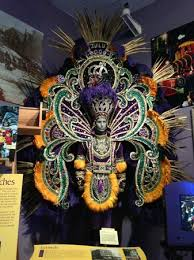 mardi gras carnival costumes zulu mardi gras costume picture of the presbytere new orleans
