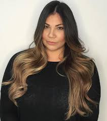 ambry on black hair 40 vivid ideas for black ombre hair light brown ombre black