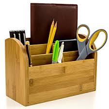 Organizer Desk L Desk Organizer Caddy For Office Supplies Pen Holder