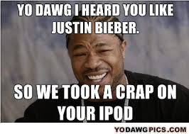 Sup Dawg Meme - pictures of xzibit yo dawg humor yo dawg pics