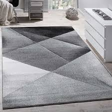 Silver Grey Rug Silver Carpet Runner Carpet Vidalondon
