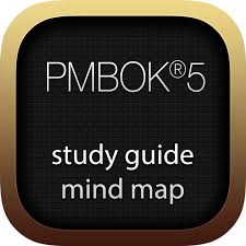 pmbok 5 guide study guide mind map example mindmeister