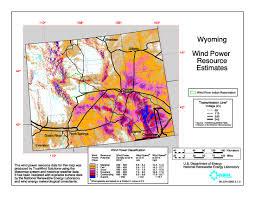Resource Map File Wyoming Wind Resource Map 50m 800 Jpg Wikimedia Commons