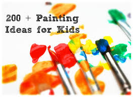 200 painting ideas for children emma owl