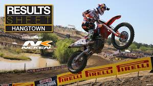 pro motocross results results sheet hangtown motocross feature stories vital mx