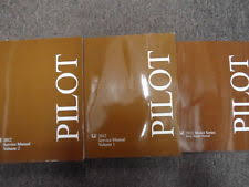 2012 honda pilot manual car truck manuals literature for honda pilot ebay