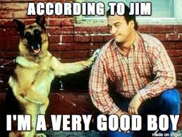 Jim Meme - good boy jim meme on imgur