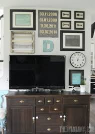 Interior Design Ideas For Tv Wall by Best 25 Shelves Around Tv Ideas Only On Pinterest Media Wall