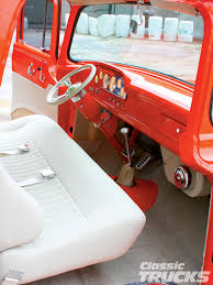 Old Ford Truck Cab - 1957 ford f 100 pickup truck rod network