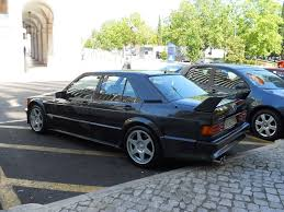 1989 mercedes benz 190e 2 5 16v evo i german cars for sale blog