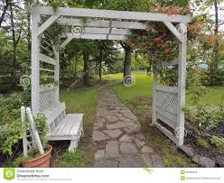 garden rest area royalty free stock images image 36480949