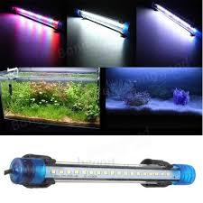 Aquarium Led Light Bar Aquarium Waterproof Led Light Bar Fish Tank Submersible Downlight