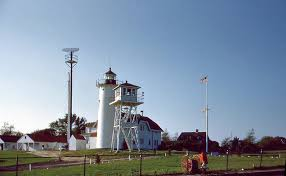1951 coast guard station chatham the way it looked about the