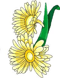 yellow sunflower free clipartpng clip art library