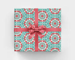 flat christmas wrapping paper christmas wrapping paper with tribal design zuni dakota