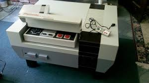 coffee table game console giant nintendo nes is actually a coffee table geek com
